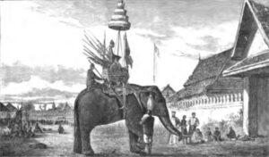 The Story of Thai King's Elephant - Krabi Elephant House Sanctuary