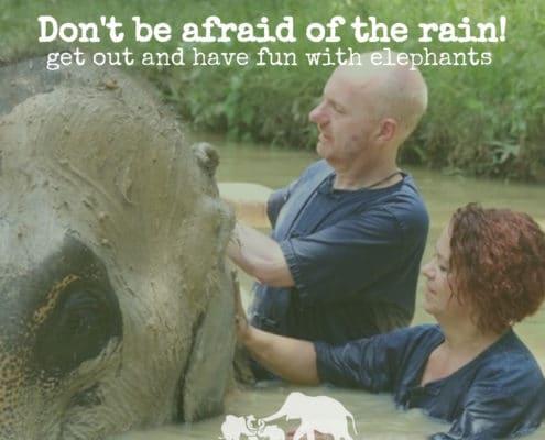 Dont be afraid of rain